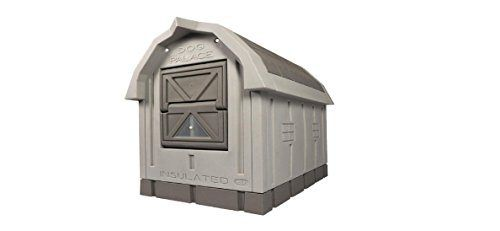 ASL Solutions Deluxe Insulated Dog Palace with Floor Heater - http://www.thepuppy.org/asl-solutions-deluxe-insulated-dog-palace-with-floor-heater/