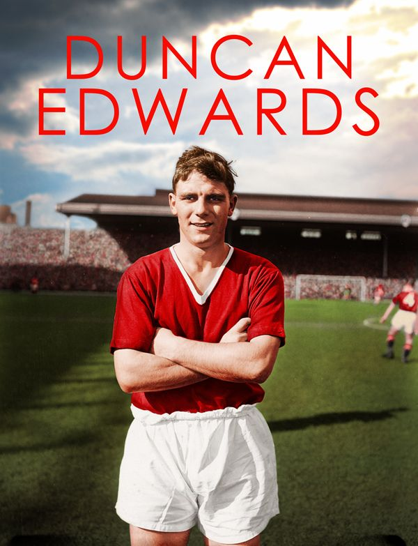 Duncan Edwards, Manchester United. #mufc