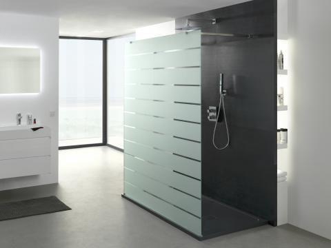 X2O | Inbouwdouchekraan met regendouche/ Mitigeur de douche de pluie à encastrer #shower #luxe - More? Visit www.x2o.be