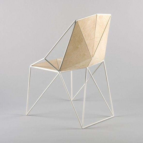 P-11 Chair / Maxim Scherbakov | AA13 – blog – Inspiration – Design – Architecture – Photographie – Art
