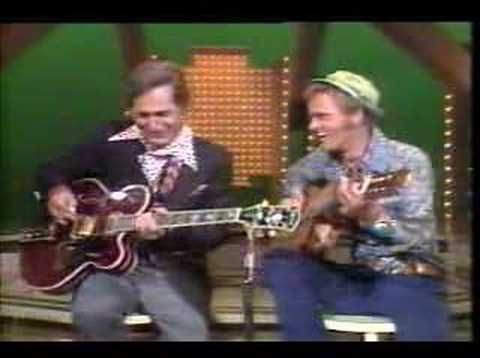 Jerry Reed And Chet Atkins - Jerry's Breakdown