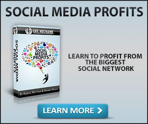 Learn the daily action plan of Robert Hollis and how's he's generating 300 signups per day using Facebook. See how you can do that for your business too. http://bit.ly/SocialMediaProits