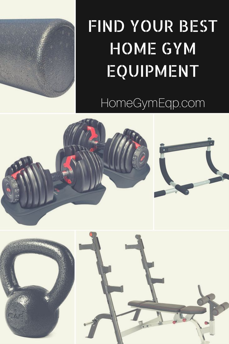 Would you like to start your own gym? Then these reviews about The Best Home Gym Equipment will help you find the best choice for you.  HomeGymEqp.com - We love #HomeGym & #HomeGymEquipment