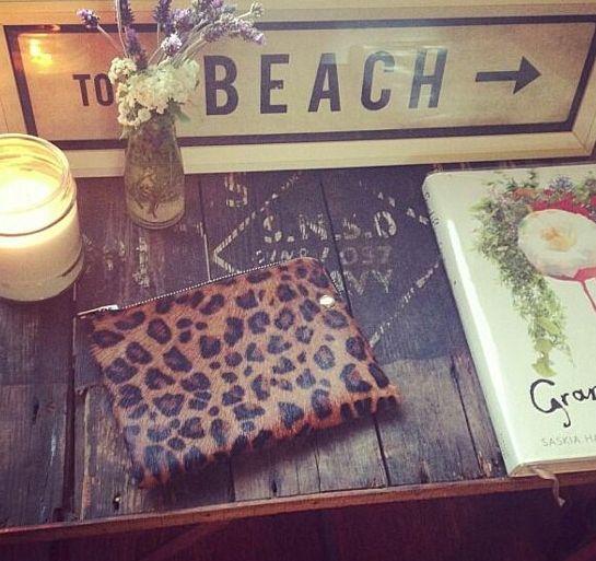 BOSTLIMITED.COM LEO Clutch #leopard #print #clutch #fashion