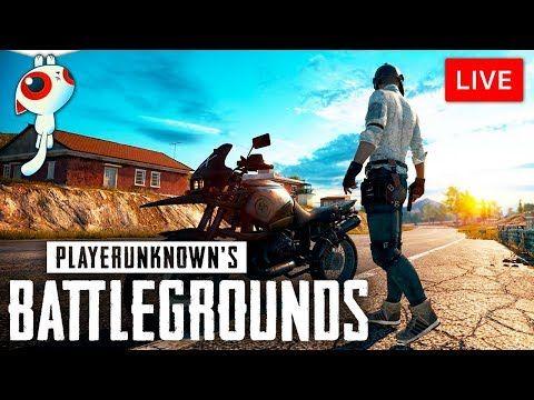 Обновление ЛАЙВ - Патч добавил очень много нового в PlayerUnknown's Battlegrounds / Стрим в PUBG #37 https://youtu.be/sfKRZoaEjTc