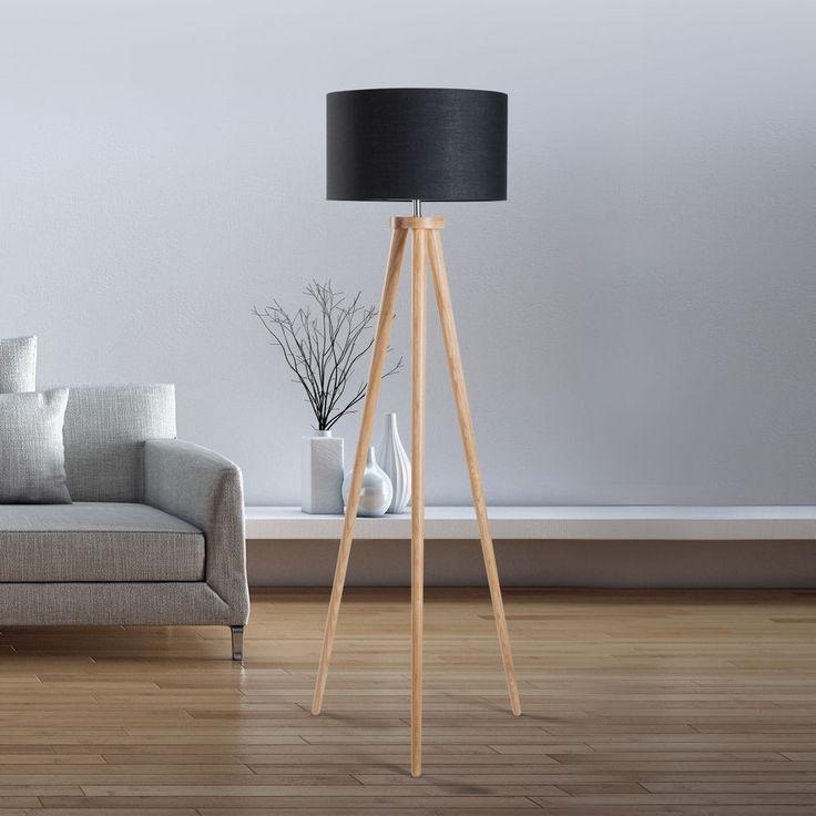 lamps living room lighting ideas dunkleblaues. STANDLEUCHTE SCHWARZ - LEUCHTE STEHLAMPE STANDLAMPE LESELAMPE -BELEUCHTUNG Lamps Living Room Lighting Ideas Dunkleblaues