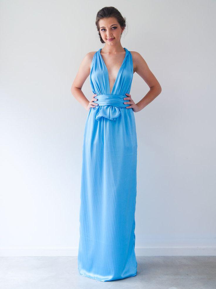 The Milla Maxi - Wear it 30 different ways by When Freddie met Lilly shop online at: www.whenfreddieme... INSTAGRAM: #whenfreddiemetlilly