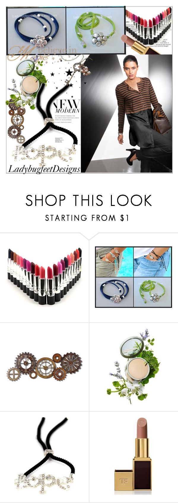 LadybugfeetDesigns#37 by sabahetasaric on Polyvore featuring Bølo, Origins, Tom Ford, WALL and Amica