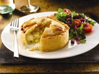 Creamy Lancashire Cheese and onion pie - J.J. Sandham Ltd
