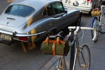 United Pedal bag.