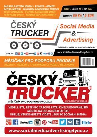 Český Trucker - duben 2017
