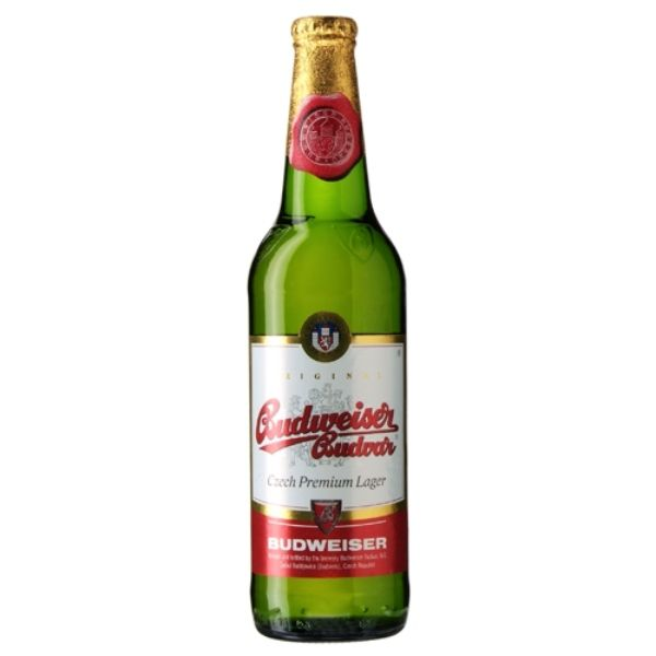 Budweiser Budvar Czech Republic - The REAL Budweiser