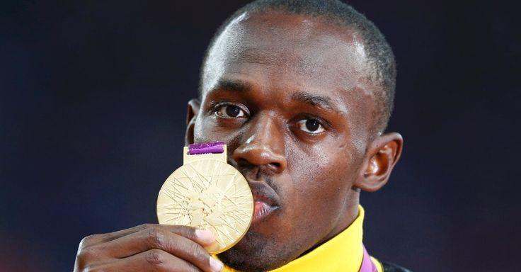 Bolt devolve ao COI a medalha de ouro do revezamento 4x100 m de Pequim-2008