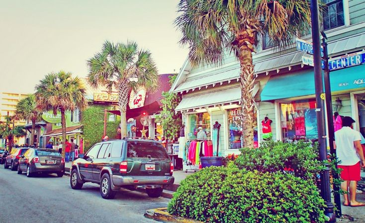 Night Out In Folly Beach! – Simply Taralynn