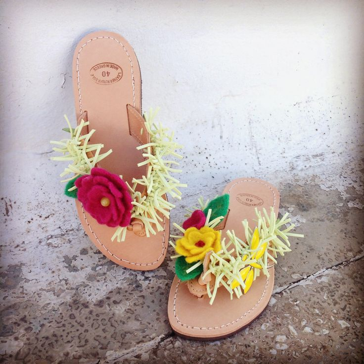 #leather #handmade #sandals