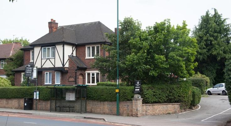 Tudor Lodge Hotel Nottingham The Tudor Lodge Hotel is 2.5 miles from Nottingham city centre and 2.5 miles from junction 26 of the M1 motorway. It has quiet gardens, free parking, free Wi-Fi and en suite rooms.  The Tudor Lodge Hotel was built in the 1920s in the mock-Tudor...