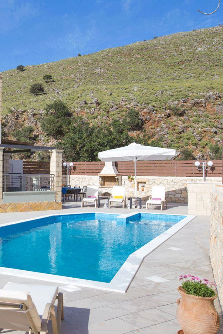 Villa Nature View in Georgioupolis, Chania, Crete