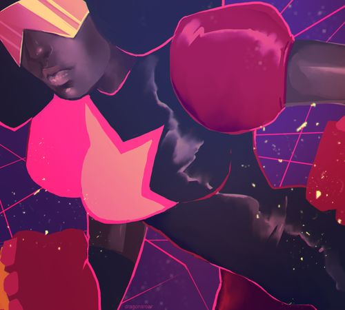 Garnet, Steven's Universe - dragonsroar: