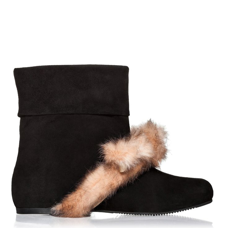 Greta Ankle Boots