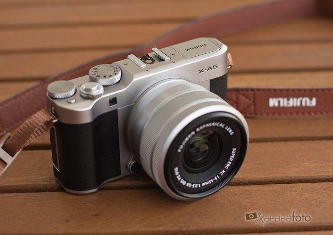 Fujifilm X-A5 análisis: Una sin espejo de inicio sencilla pero muy completa y atractiva para seducir a vloggers y youtubers #cameras #photography #Fujifilm