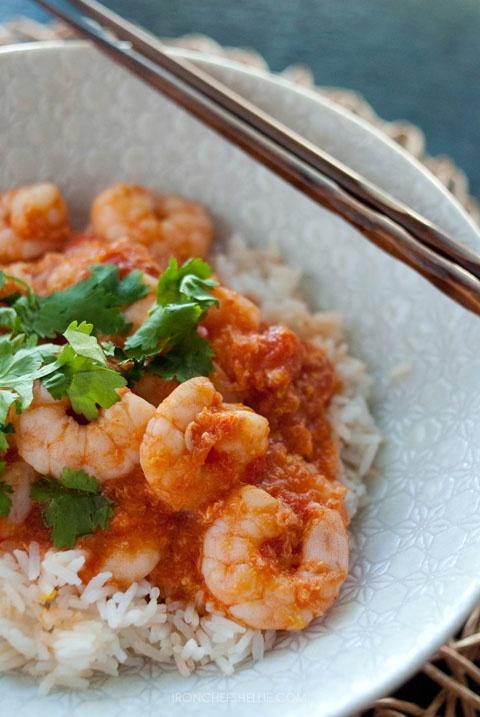 Singapore Chilli Prawns | Delicious | Pinterest