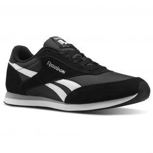 Reebok V70710 REEBOK ROYAL CL JOGGER 2 Siyah Erkek Yürüyüş Koşu Ayakkabısı