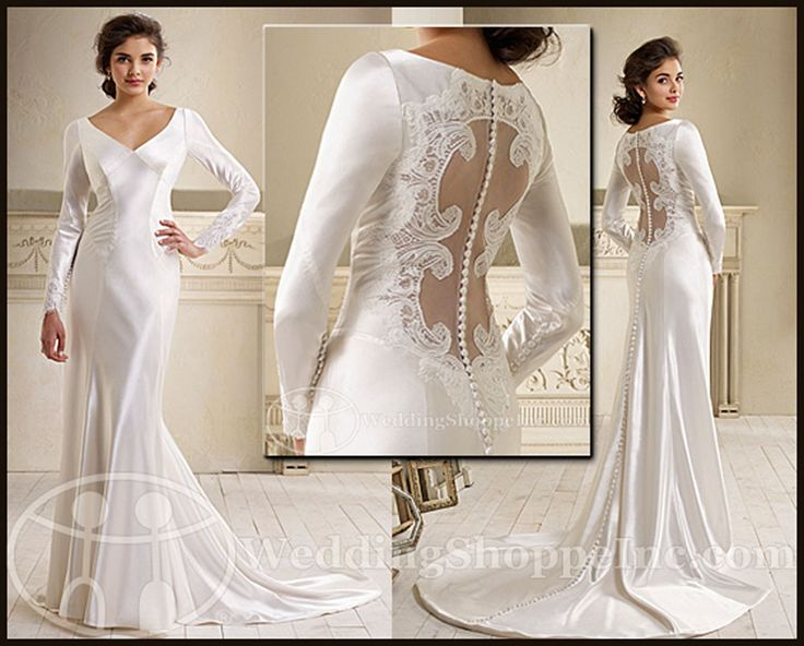 67 best Wedding Dresses images on Pinterest | Bridal gowns, Wedding ...