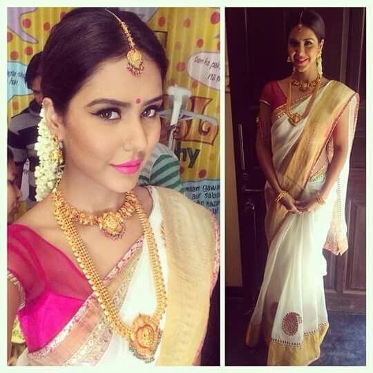 Kerala Marriage Bride Hair: Hairstyles Kerala, Bridal Wear, Indian Bridal