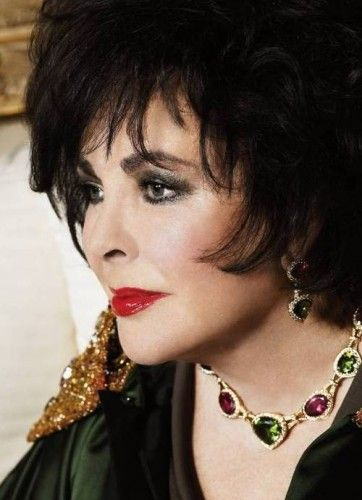 pictures elizabeth taylor jewelry collection -