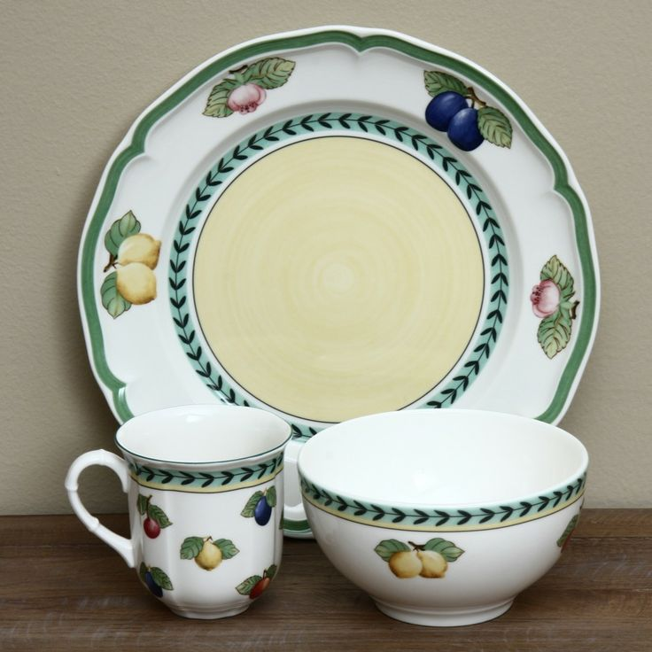 villeroy u0026 boch french garden 12piece dinnerware set by villeroy and boch usa