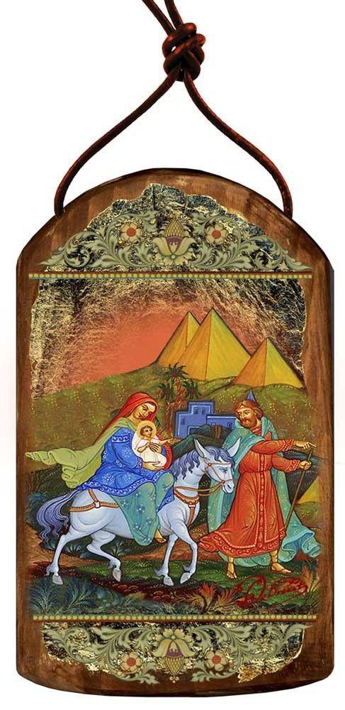 Inspirational Icon Flight to Egypt Wall Decor