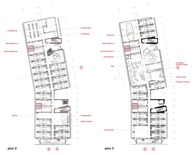 dormitory architecture - Google Search