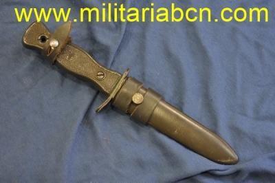 Alemania. Cuchillo de Combate de la Bundeswehr
