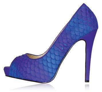 Miss Aqua Purple