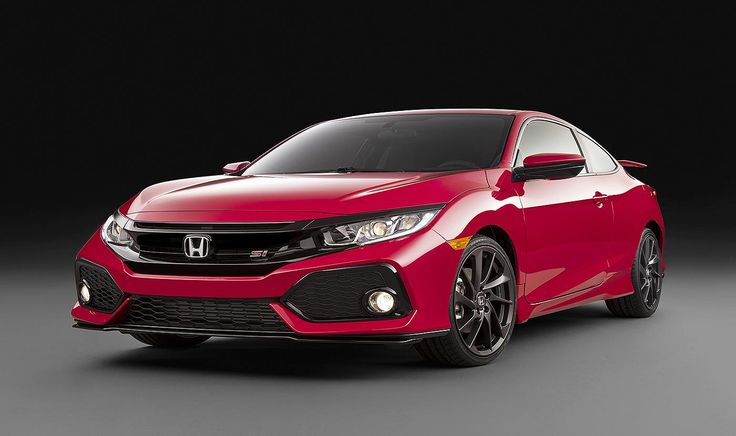 Honda Civic powers up with Si package - http://blog.clairepeetz.com/honda-civic-powers-up-with-si-package/