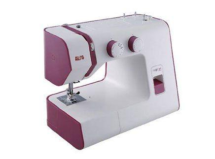 Máquina de coser Alfa Next 30 con 18 puntadas