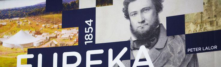 The new M.A.D.E - Museum of Australian Democracy at Eureka Home to the Eureka Flag