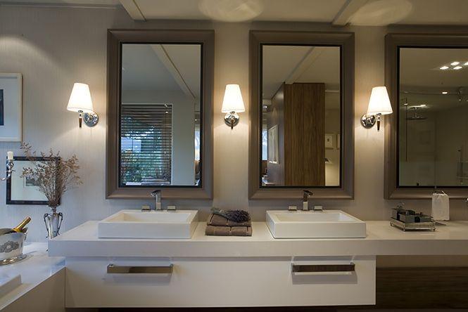 Suite do Casal: Decoracao, Casal Arquiteto, Ana Hnszel, Bathroom Accessories, Banheiro Fmna, Suits, Bathroom Ideas, Bathroom, Marcelo Polido