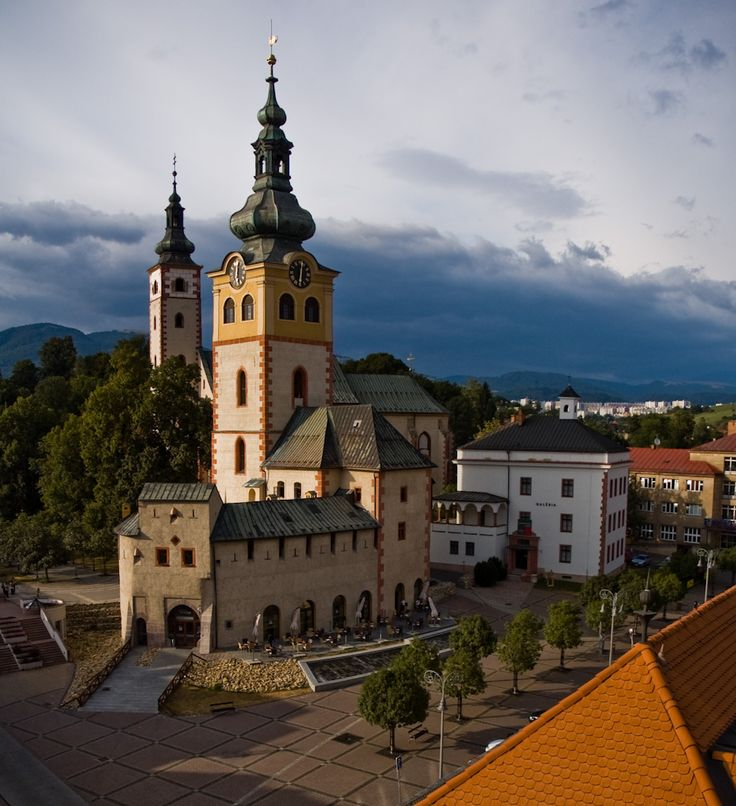 Banska Bystrica, Slovakia (by Vaidas M)