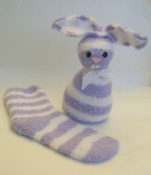 1257 best c 2 trabajos especializados images on pinterest totally making these for some special boys farrell for easter this year noisy little birds sock bunny no sewing negle Choice Image
