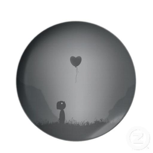 Lost Heart in Limbo Plate