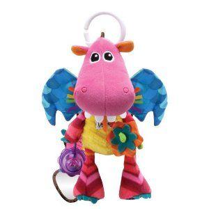 Lamaze Early Development Toy, Dee Dee the Dragon
