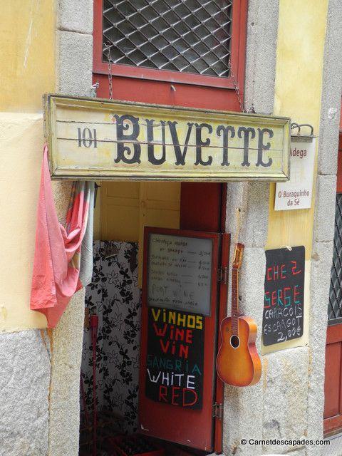 Buvette de #Porto #Portugal