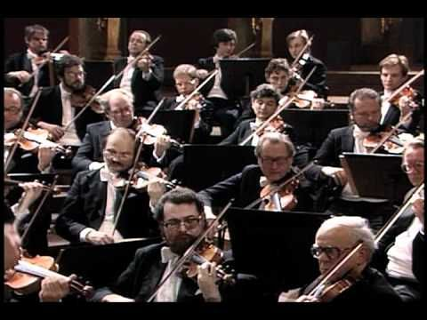 """Antonín Dvořák – Symphony No. 9 """"From the New World"""" (Vienna Philharmonic conducted by Herbert von Karajan) This is probably my all-time favourite piece of classical music."""