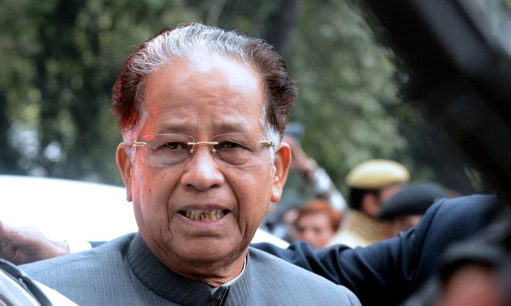 In #Assam, people are not happy with Tarun Gogoi : #BJP