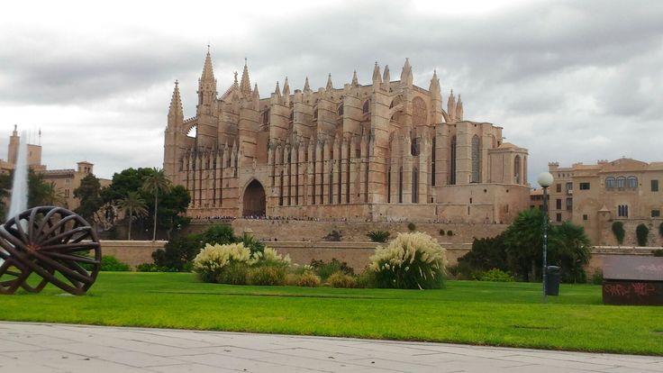La Cattedrale  di Maiorca