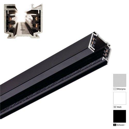 EUTRAC 3-Phasen Stromschiene, 1m