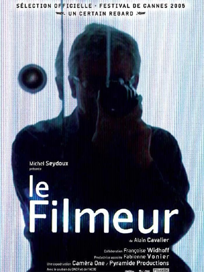intégrale autobiographique Alain Cavalier, le filmeur.