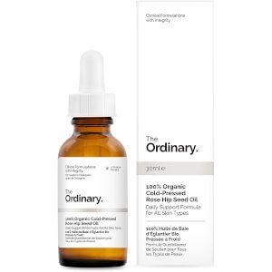 The Ordinary 100% Organic Cold-Pressed Rose Hip Seed Oil 30ml: Image 1