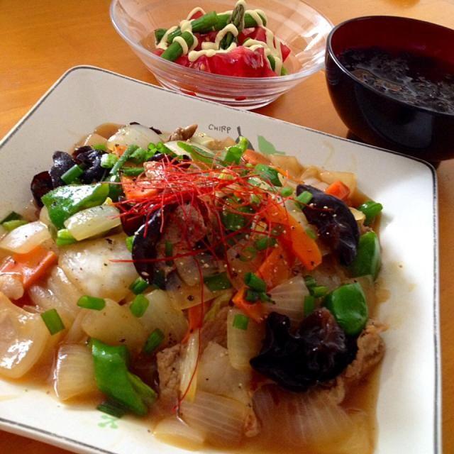 お昼ご飯 - 48件のもぐもぐ - 中華丼 by fighterscurry